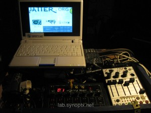 Video Mixers + eeePC: -preview -ServoControl