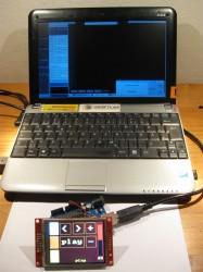 Arduino, Touchscreen Dev-Station