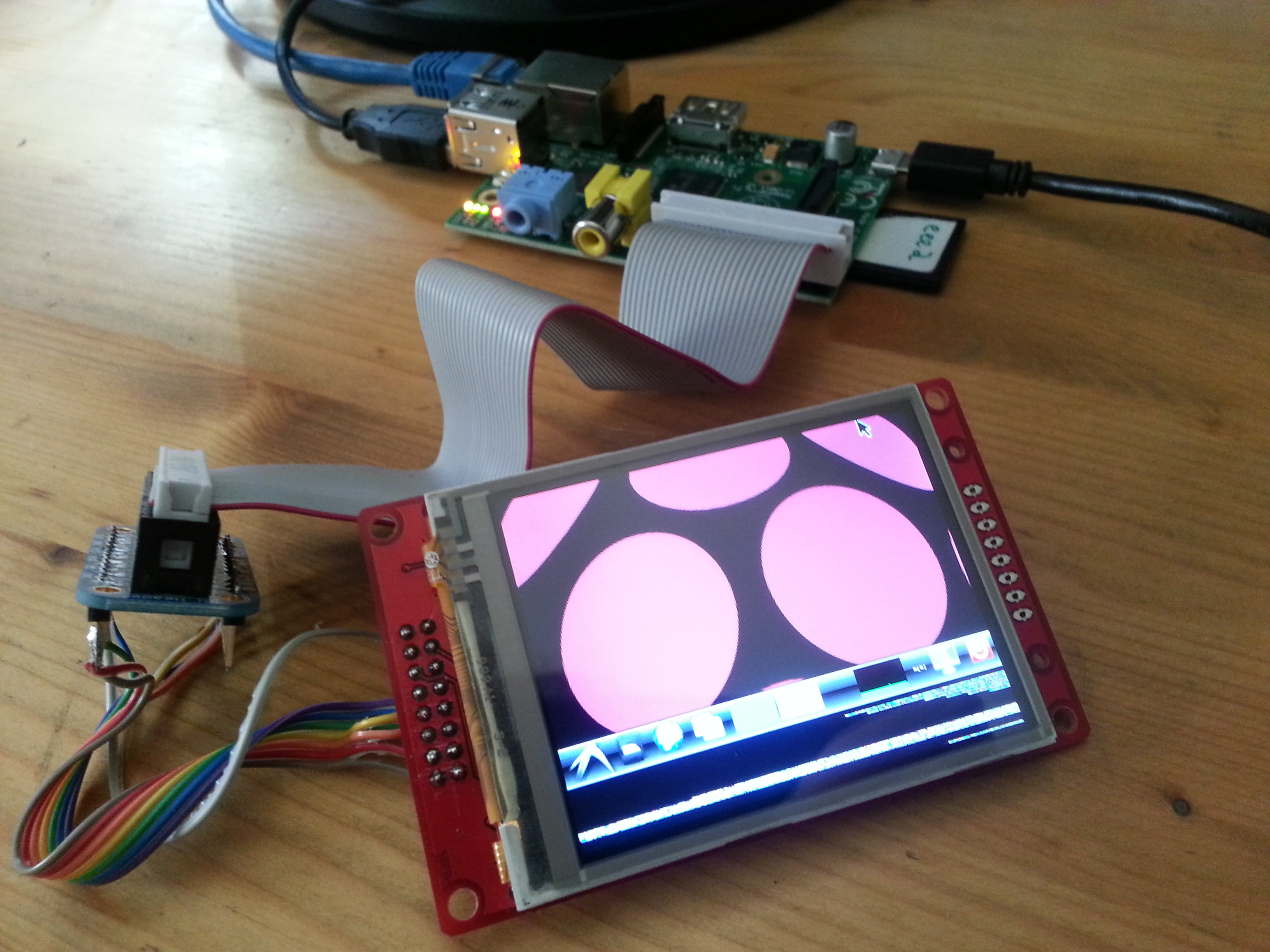 lab  transmissions » Touchscreen